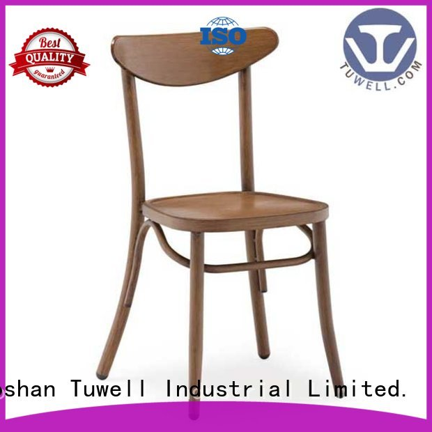 bar aluminum chairs chair Self-Sabilizing Tuwell company