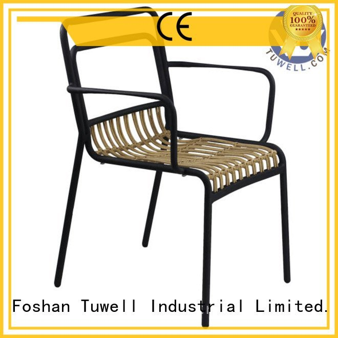 Suitable ODE bar chair Tuwell black wire chair