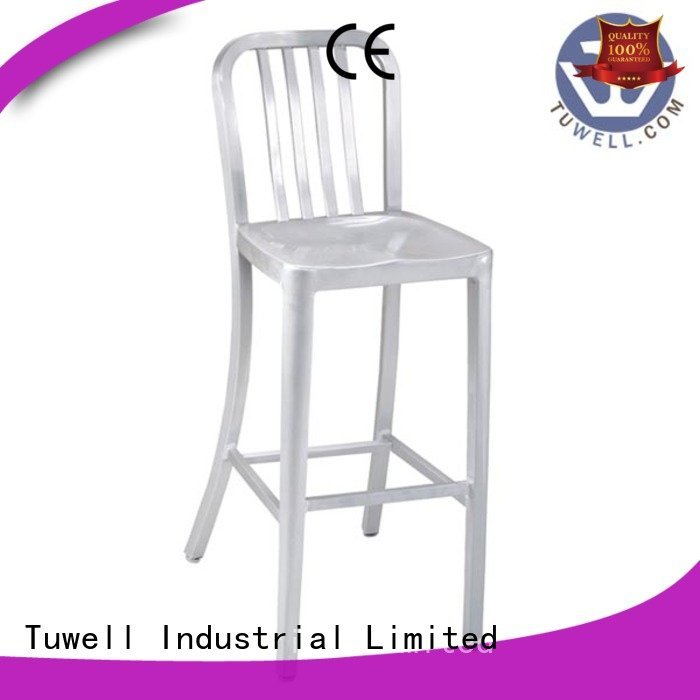 design Tuwell navy dining chairs