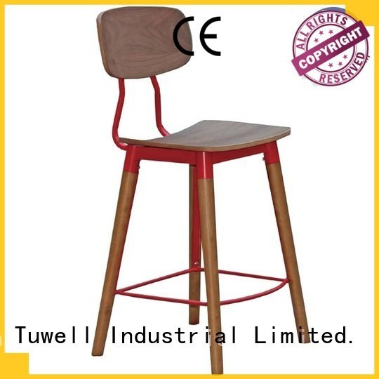Hot aluminum bar stools Self-Sabilizing Bentwood chair ODE Tuwell