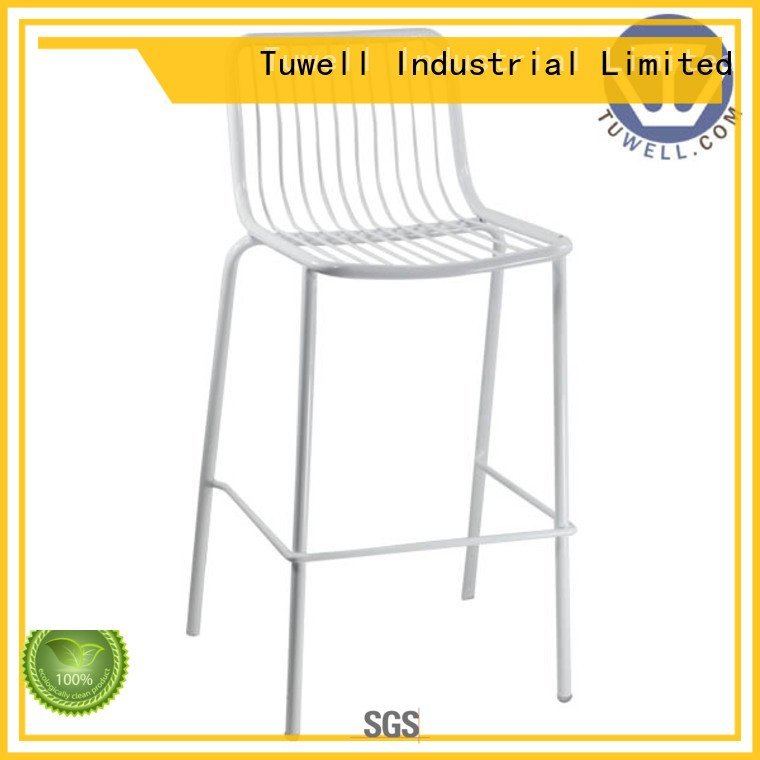 black wire chair wire lucy Tuwell Brand