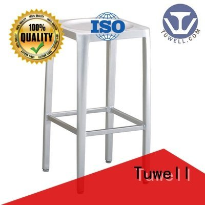 Quality Tuwell Brand ODE navy dining chairs
