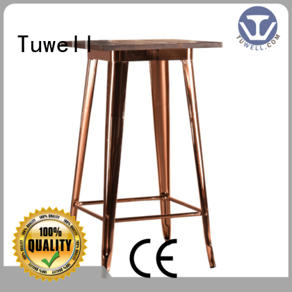 table bar ODM bar height dining table Tuwell