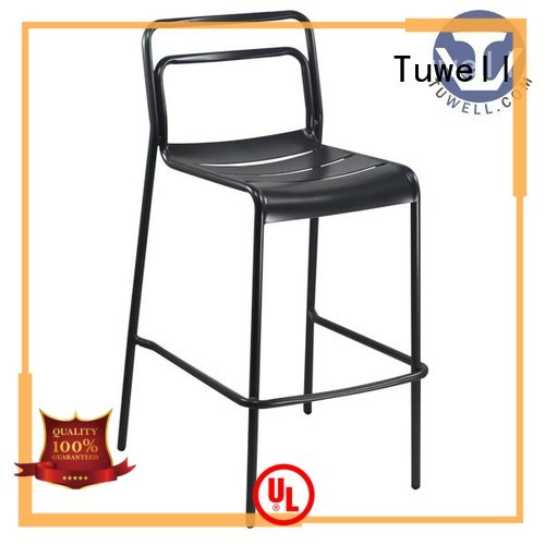 ODE barchair Tuwell Brand aluminum chairs
