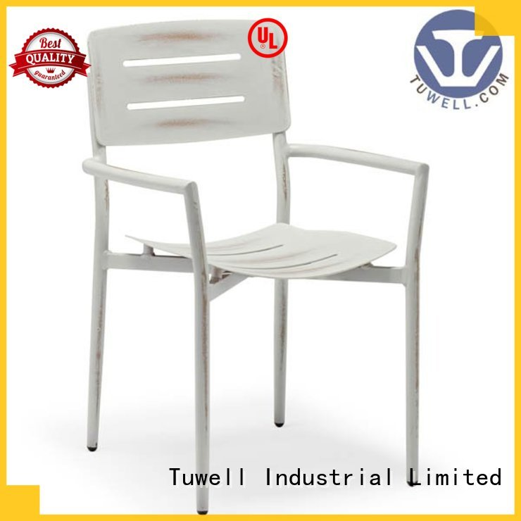 Hot ODM aluminum bar stools design Tuwell Brand