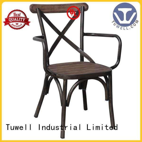 cross back chairs wholesale ODM back OEM cross back chairs Tuwell
