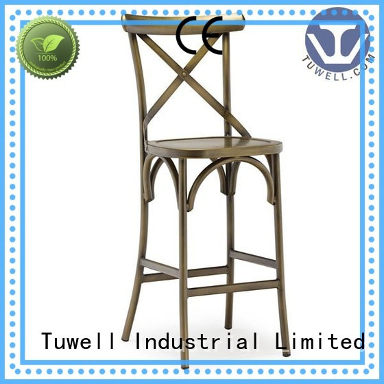 Wholesale back cross back chairs wholesale ODM Tuwell Brand