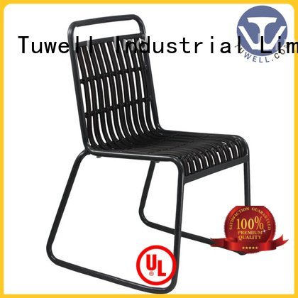 rattan chair for sale bar aluminum rattan Tuwell
