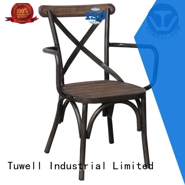 Self-Sabilizing ODM Tuwell cross back chairs