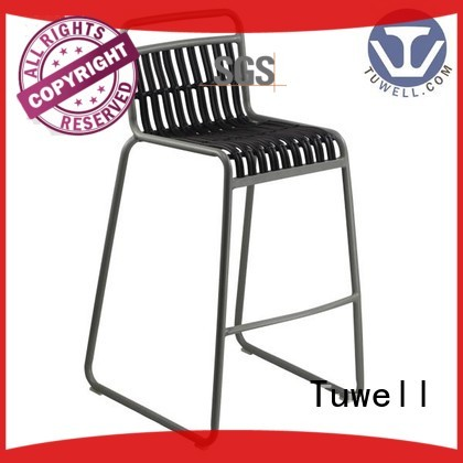 Suitable bar design Rattan chair Tuwell Brand
