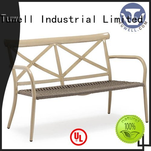 Quality Rope chair factory Tuwell Brand Suitable Rope chair factory