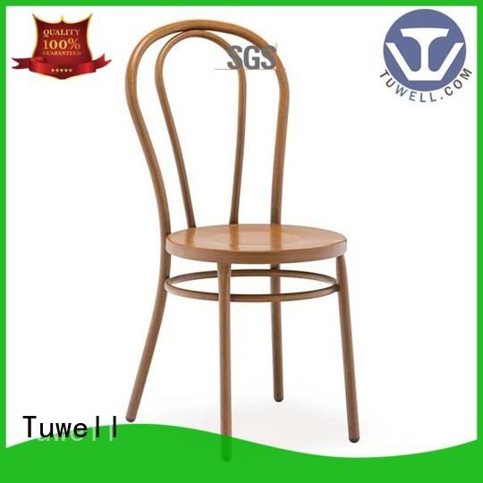 ODE steel thonet aluminum chairs Tuwell Brand