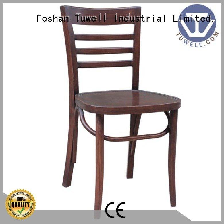 aluminum ODE Tuwell Brand aluminum bar stools factory