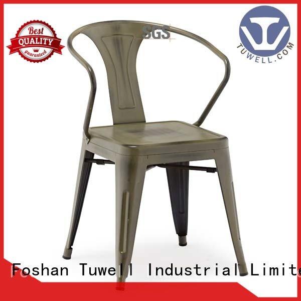 professional tw8012 steel tolix chair supplier