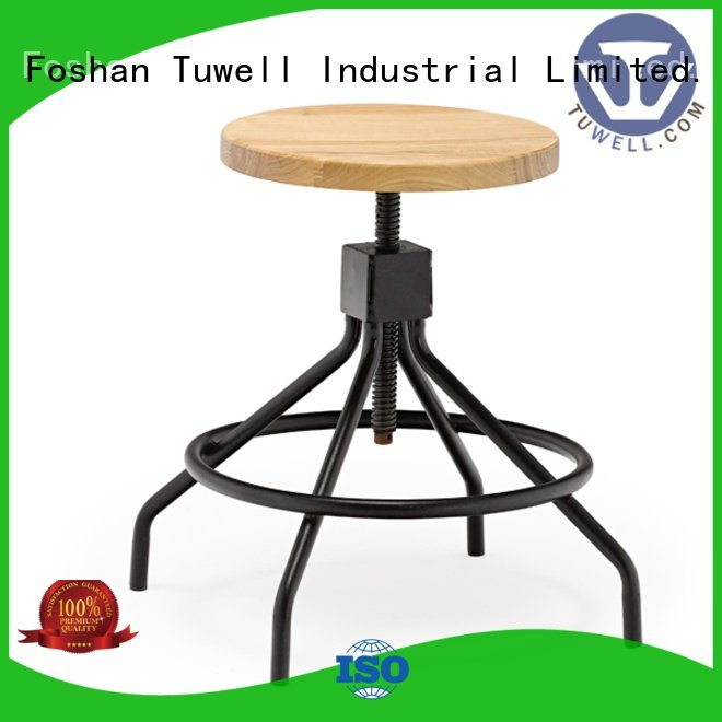 Wholesale Outdoor simon stainless steel furniture Tuwell Brand