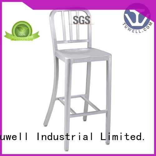 back bar navy dining chairs Tuwell