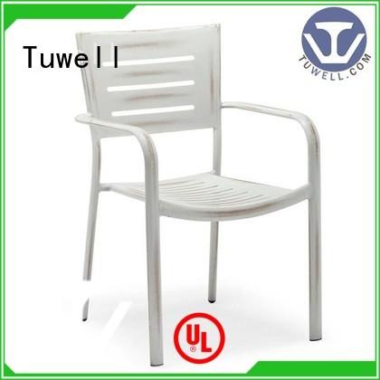 Tuwell Brand ODE aluminum Self-Sabilizing aluminum bar stools Mounting