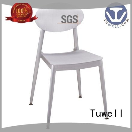ODM steel Mounting aluminum bar stools Tuwell