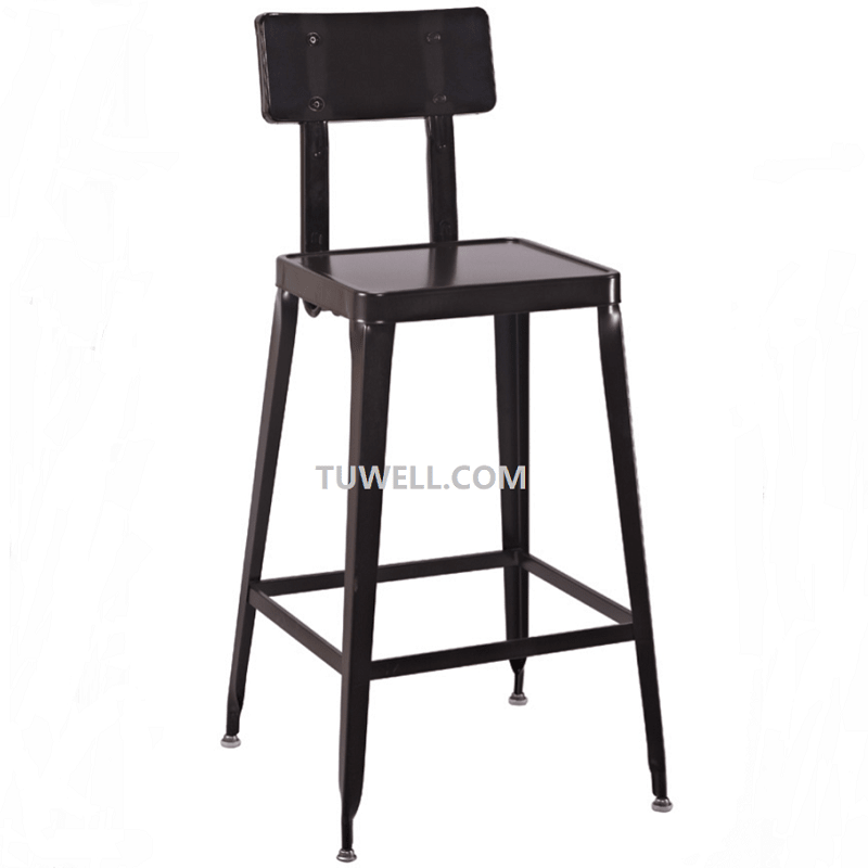 TW8024-L Steel Simon bar chair bistro bar chair