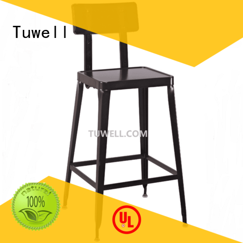 Tuwell Brand Mounting simon steel folding chairs chair supplier